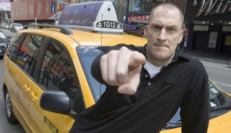 Mr. Bailey wants you to P in V in the Cash Cab.