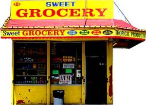 Sweet Grocery, Sweet P in V