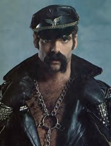 The Village People Biker Mustache